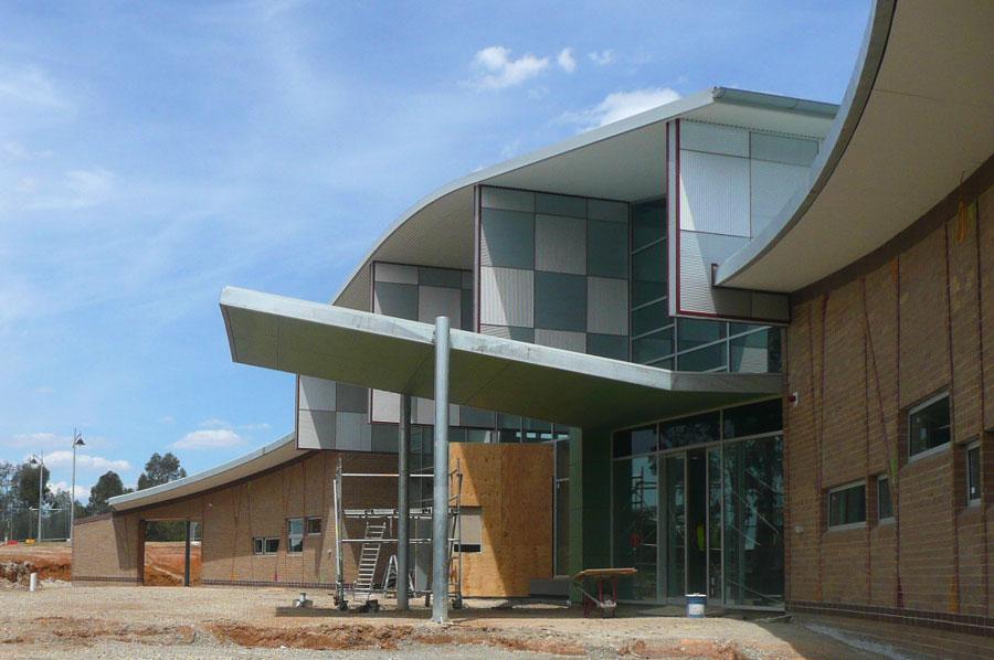Charles Sturt University Roof Development