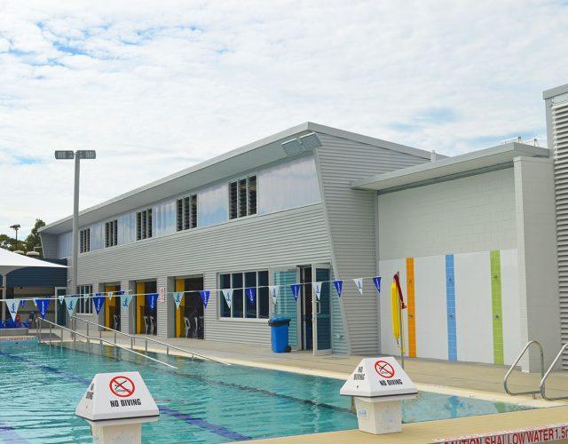Bracken ridge aquatic centre - Brisbane city council swimming pools ...