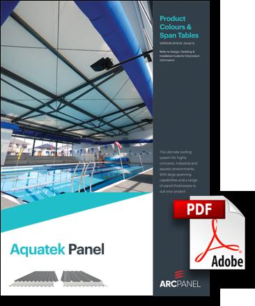 Aquatek Roof Design Guide