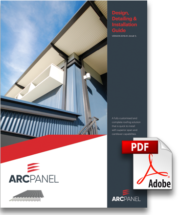 Commercial Roof Systems - ARCPANEL Technical roof documents
